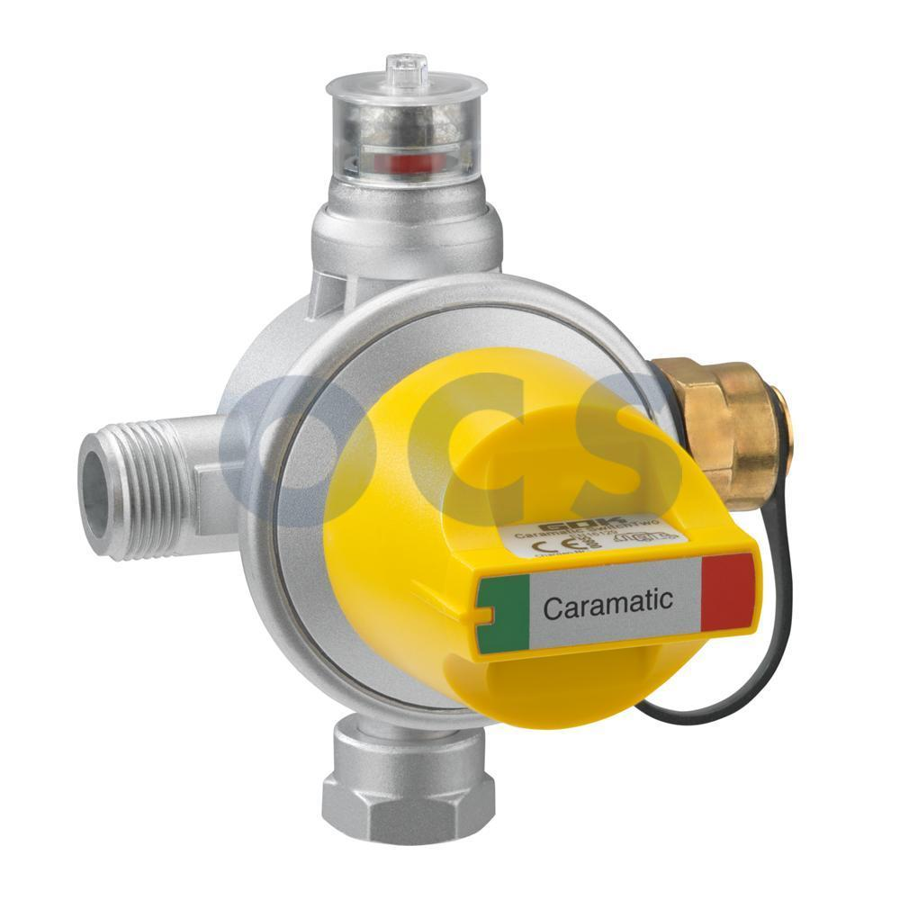 0410111 GOK Caramatic SwitchTwo PS 75mbar