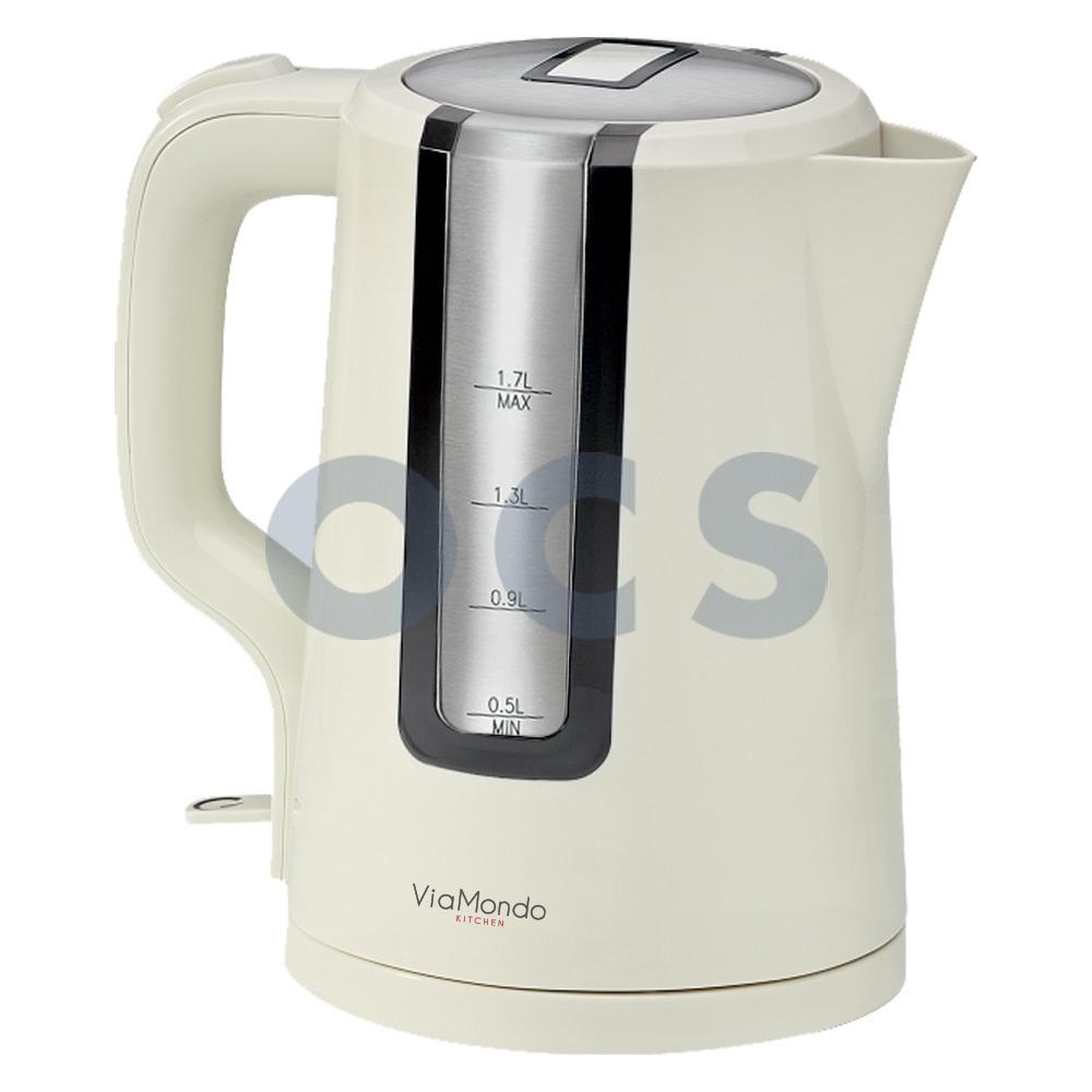 1165121 Via Mondo Kitchen Waterkoker 1.7 L