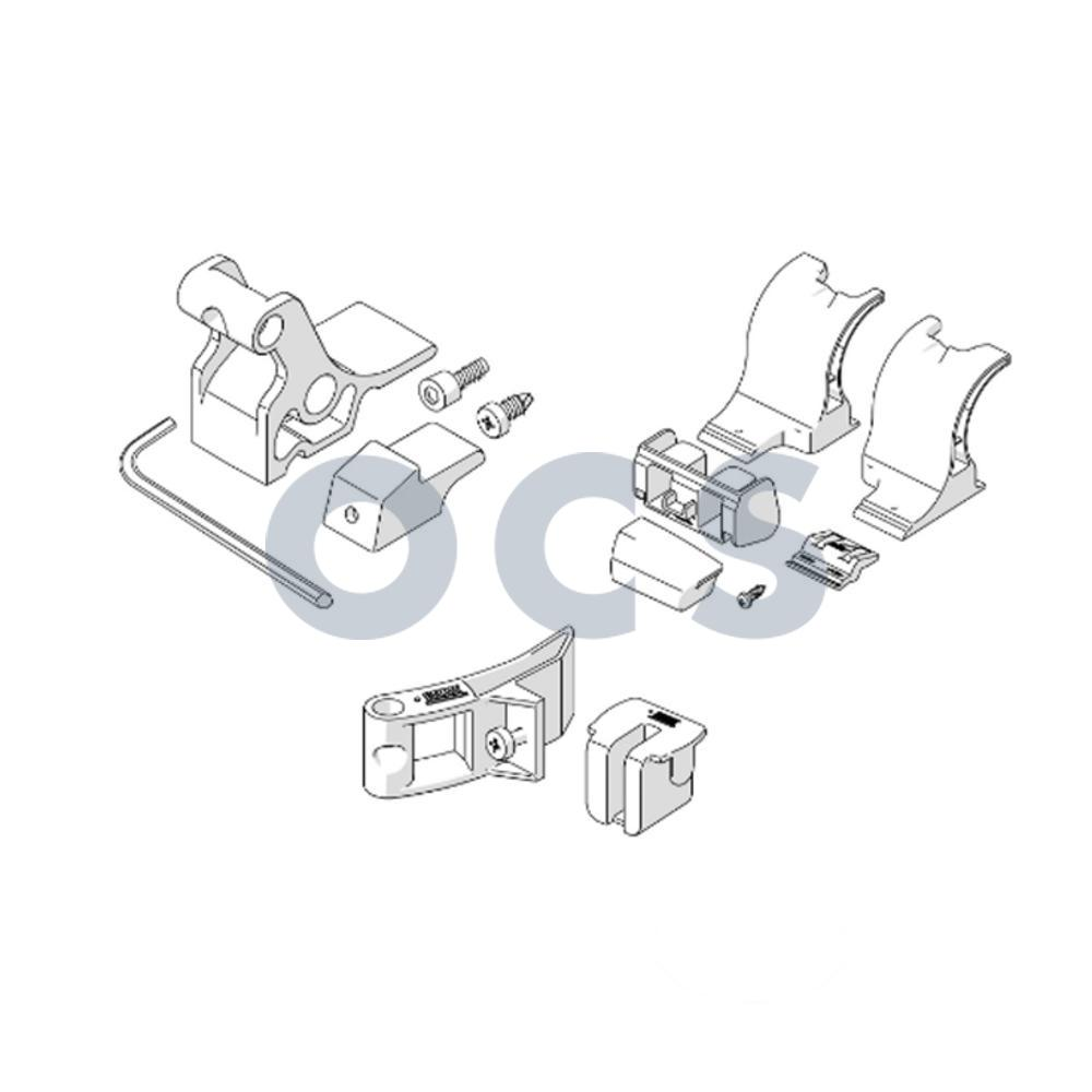 2607273 Fiamma Kit Side F80S