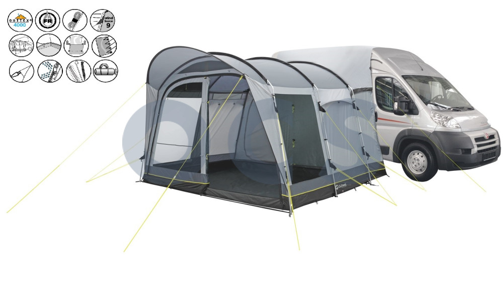 8035055 Country Road Tall busvoortent
