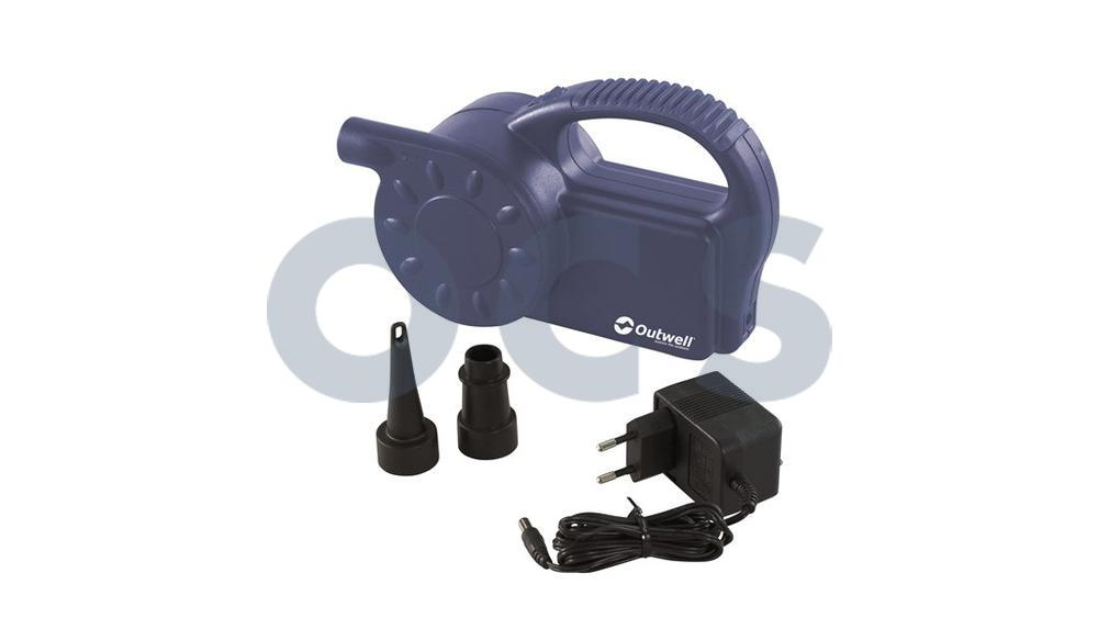 8036440 Outwell Tornado Pump 12V/230V Rechargeable